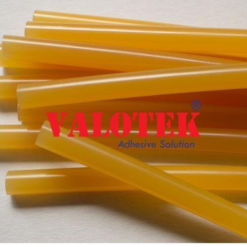 Keo cây silicon màu vàng loại lớn Valotek VM-1251D